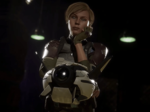 CASSIE CAGE WILL FINISH YOU!