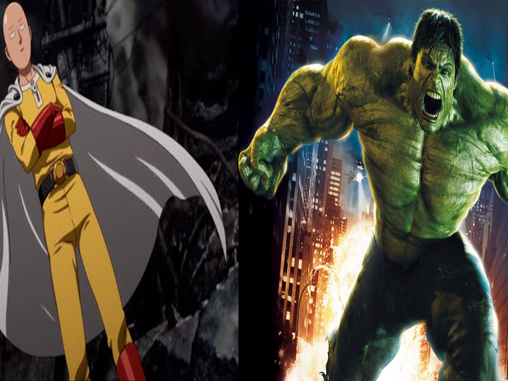 CAN ONE PUNCH STOP THE HULK?