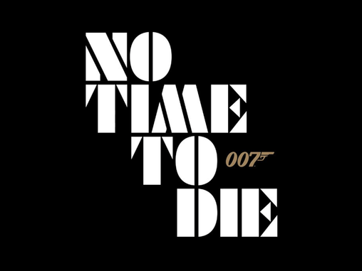 "DANIEL CRAIG HAS ""NO TIME TO DIE"""