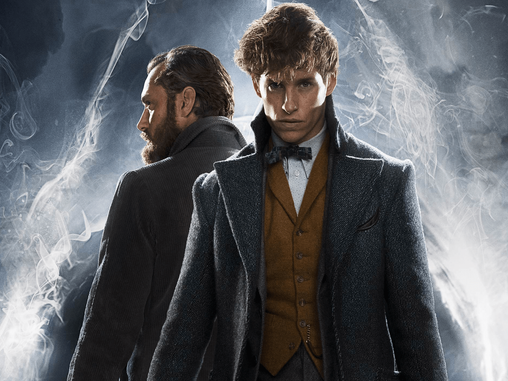 """BRAXTON ON FILM: """"FANTASTIC BEASTS: THE CRIMES OF GRINDELWALD"""""""