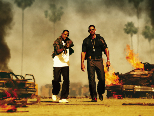"""MARTIN LAWRENCE AND WILL SMITH AREN'T THE ONLY """"BAD BOYS FOR LIFE"""""""