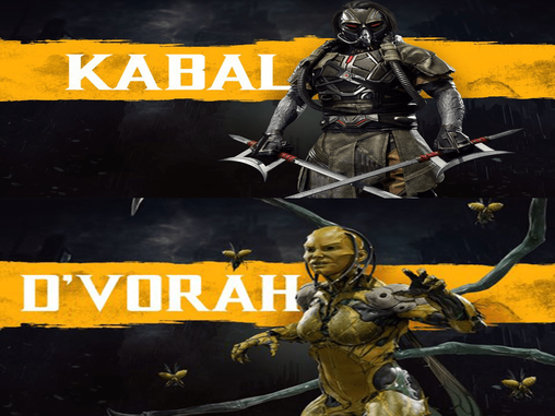 KABAL AND D'VORAH WILL FINISH YOU!