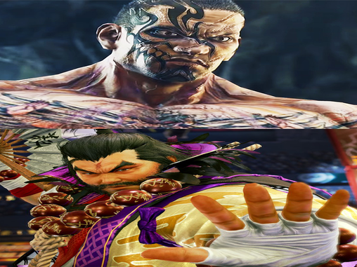 TWO MORE FIGHTERS HAVE THE IRON FIST