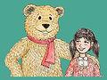 Betty et l'ours qui se prenait pour un robot