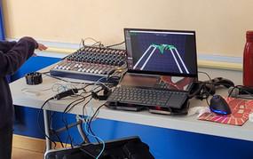 beatbox et nouvelles technologies - leap motion 1