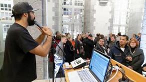 Caravan production - concert beatbox et nouvelles technologies