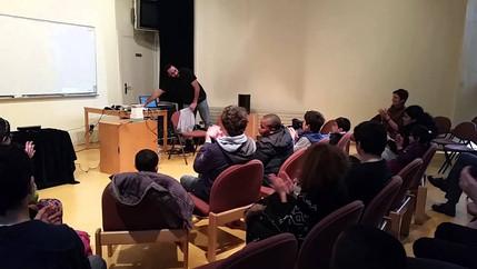 Beatbox et nouvelle technologies - région parisienne