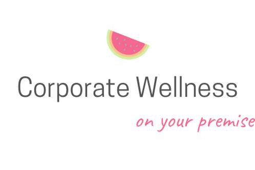 Corporate Wellness day