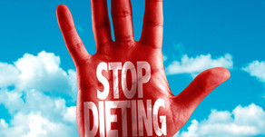You don't need to diet - ever!