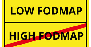 IBS Grocery list - (low FODMAP)