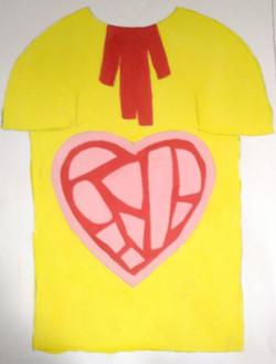 T- Shirts Design,Maharashtra Drawing Grade Examination