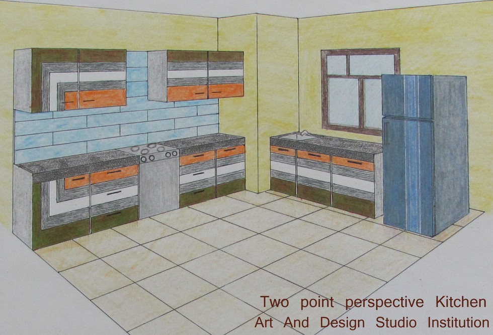 Two point perspective Kitchen.jpg