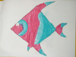 Fish, drawing class near me for child