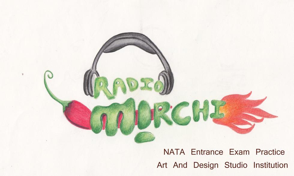 Lobo Design,NATA Entrance Exam Practice.