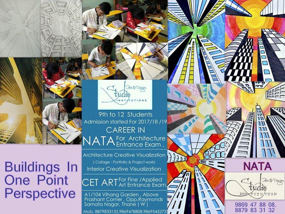 Nata  Entrance Exam Training Institute T