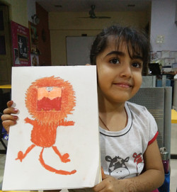 Lion, drawing courses for beginners