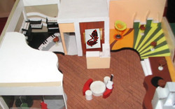 interior design model making 1