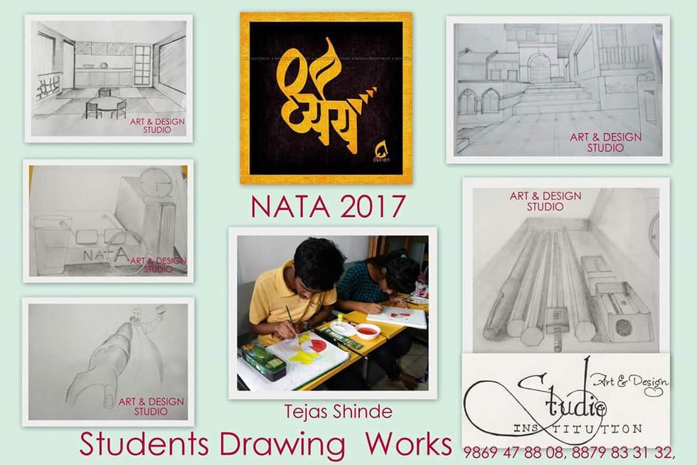 NATA Coaching, Art & Design Studio Insti
