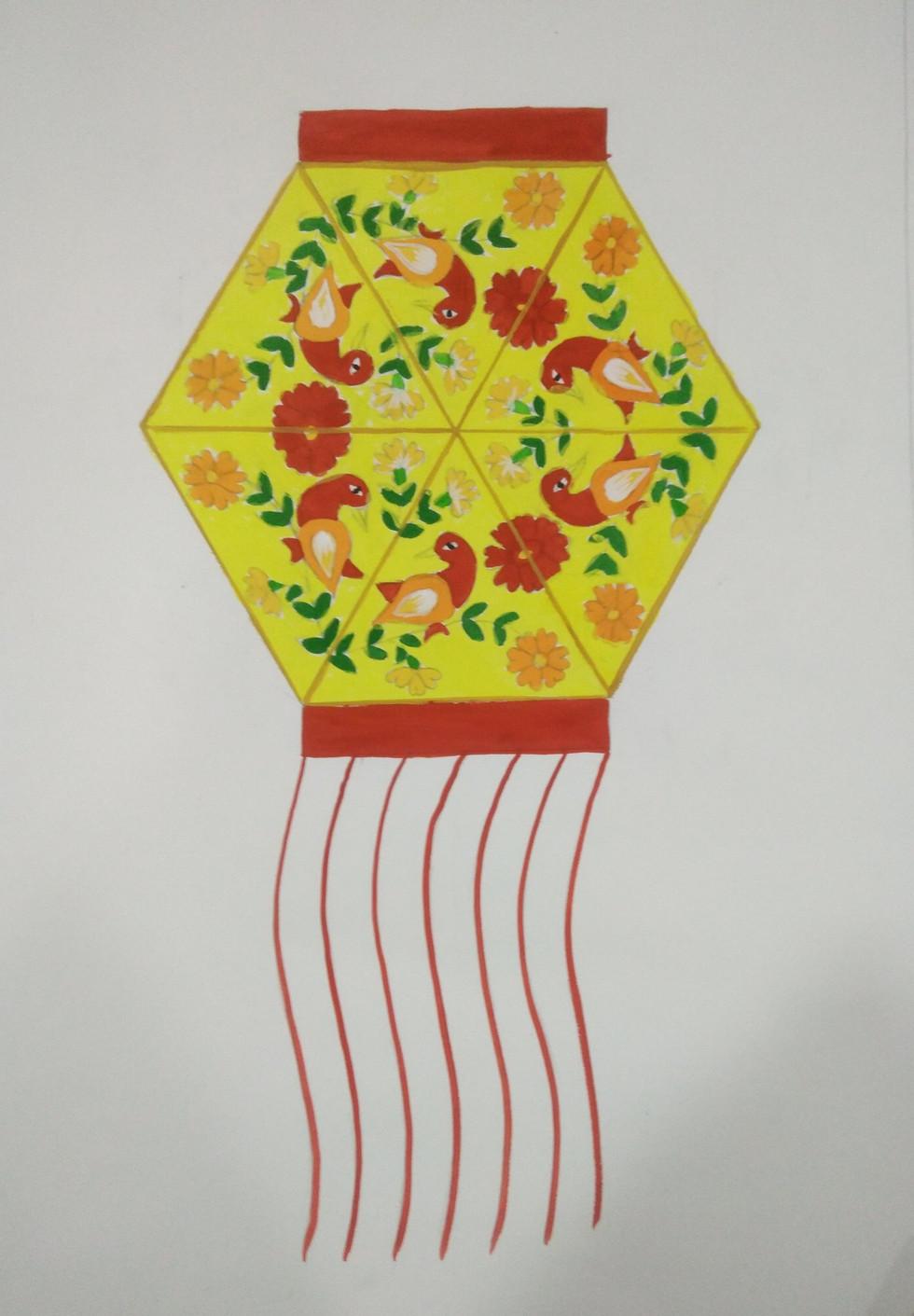 Diwali Lantern Design, Diwali Kandil Design