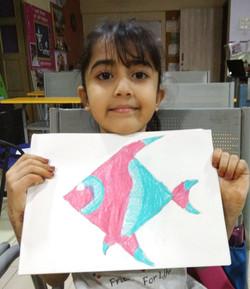 Fish, Art Classes For Children