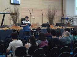 Ministração Igreja Vida Nova
