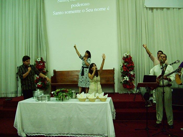 Ministração Ano Novo Metodista