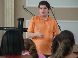 Ministração Igreja Metodista