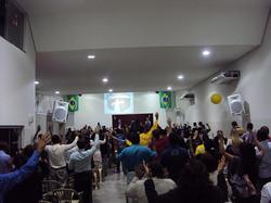 Ministração Comunidade Transformados