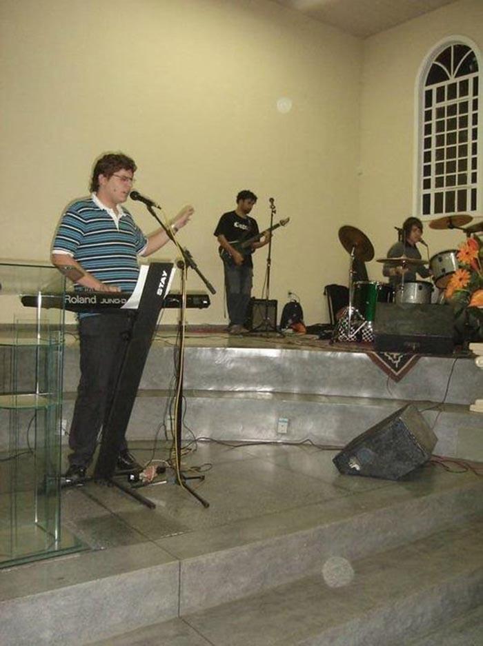 Ministração Igreja de Deus