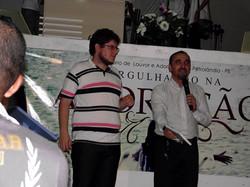 Renato e Pr. Ricardo