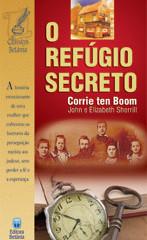 """Recomendo: Livro """"O Refúgio Secreto"""""""