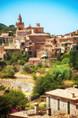 Village de Majorque