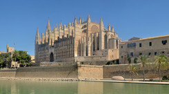 La cathédrale de Palma