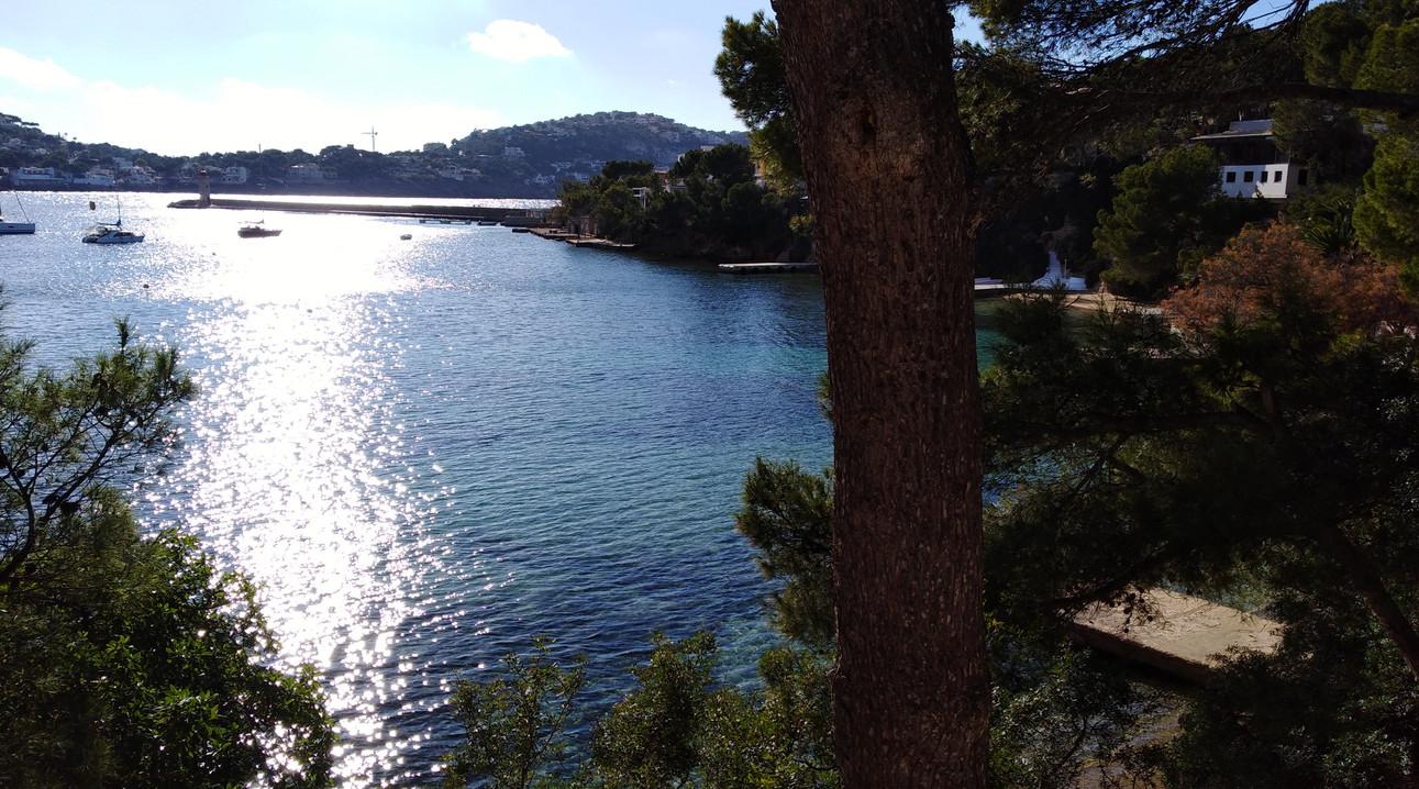 La méditerannée à Majorque