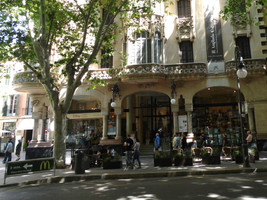 Une rue à Palma