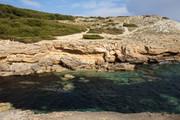 Cala Estreta à Majorque