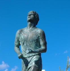 Terry Fox Memorial - Thunder Bay