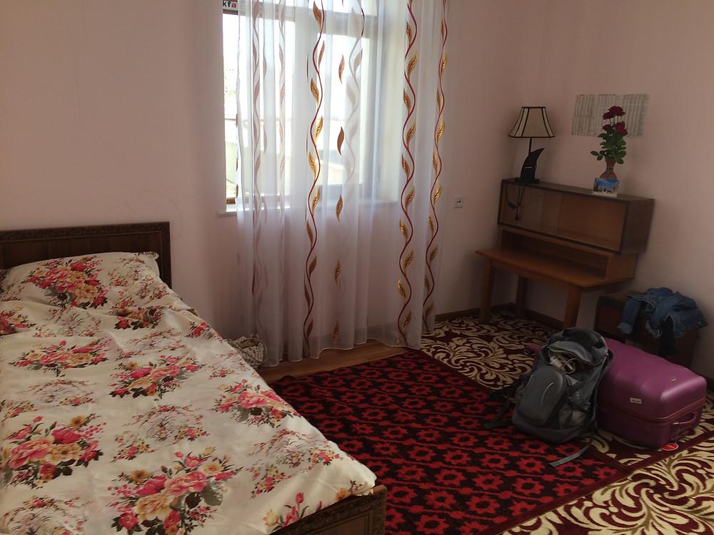 Mein Zimmer in Samarkand