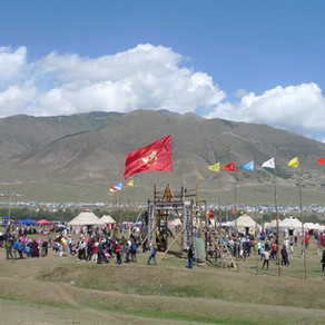 Kyrgyzstan / Kirgistan - World Nomad Games 2018
