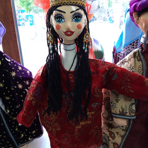 Uzbek: body / Usbekisch: Körper
