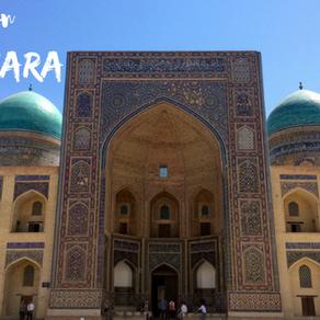 Wie kam ich nach Usbekistan?