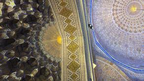 Top sights in Samarkand / Top Sehenswürdigkeiten in Samarkand