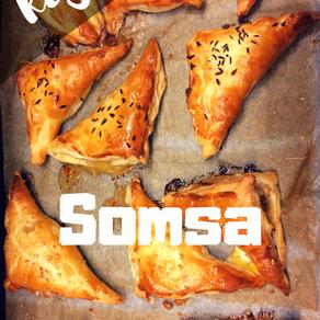 Rezept: Somsa