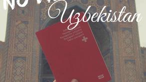 NO Visa for Uzbekistan - KEIN Visum für Usbekistan
