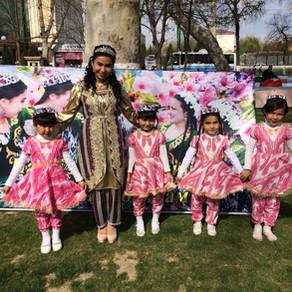 Uzbek holiday/Usbekischer Feiertag Navruz