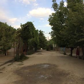 Usbekisches Haus
