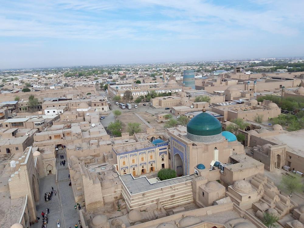 minaret_khiva_view