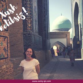Usbekisch: Begrüssung