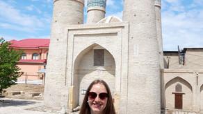 Is Uzbekistan safe (for women)?/Ist Usbekistan sicher (für Frauen)?
