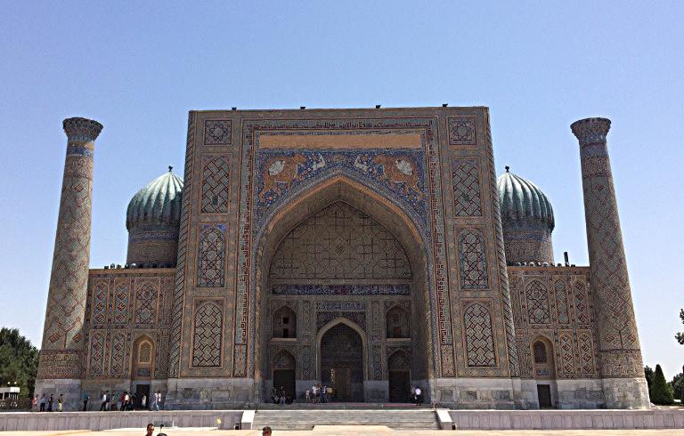 sherdor_madrasah_facade